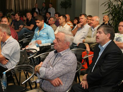 The 13th meeting of the Implantologists Club of Ukraine