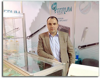 "Participation in the exhibition ""KAZDENTEXPO-2014"""